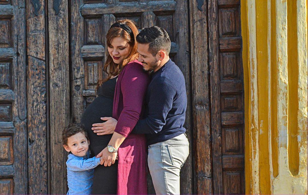 Family in the obispado