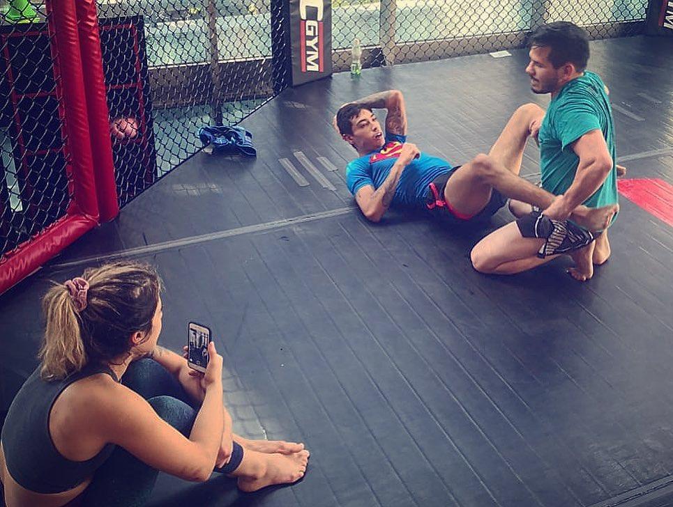 MMA training 5